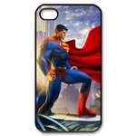 iPhone 4S case superman prepare the fight Custom Case for iPhone 4,4S