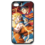 iPhone 4S case superman's battle Custom Case for iPhone 4,4S