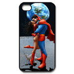 iPhone 4S case superman's kiss Custom Case for iPhone 4,4S