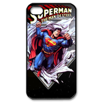 iPhone 4S case superman-the man of steel Custom Case for iPhone 4,4S