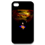 iPhone 4S case superman under the super diamond Custom Case for iPhone 4,4S  