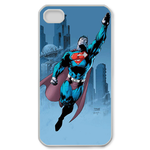 iPhone 4S case superman upthrust Custom Case for iPhone 4,4S