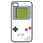Pure White Gameboy Custom Custom Case for iPhone 4,4S