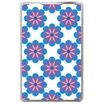 Seven-Color Flowers Hard Cover Case for Kindle Fire
