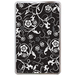 The Love Of Lavender Hard Cover Case for Kindle Fire