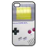 Ivory White Gameboy Custom Custom Case for iPhone 4,4S