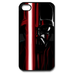 Star Wars Calm Darth Vader Custom Custom Case for iPhone 4,4S