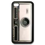 Classic Camera Case Custom iPhone 4,4S Case Custom Case for iPhone 4,4S