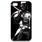 Star Wars Cold-Blooded Darth Vader Custom Custom Case for iPhone 4,4S