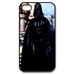 Star Wars Darth Vader Goes to Battle Custom Custom Case for iPhone 4,4S