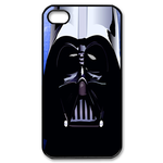 Star Wars Darth Vader's Head Custom Custom Case for iPhone 4,4S