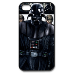 Decisive Star Wars' Darth Vader Custom  Custom Case for iPhone 4,4S