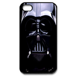 Star Wars Darth Vader Helmet  Custom Custom Case for iPhone 4,4S