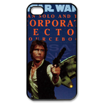 Star War Hans Solo The Loner Custom Custom Case for iPhone 4,4S