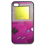 Magenta Gameboy Custom Custom Case for iPhone 4,4S