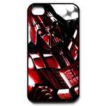 Star Wars Darth Vader in Red Armour Custom Custom Case for iPhone 4,4S