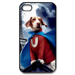 iPhone 4S case superdog Custom Case for iPhone 4,4S