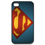 iPhone 4S case superman logo Custom Case for iPhone 4,4S  
