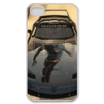 iPhone 4S case superman's inverted image Custom Case for iPhone 4,4S