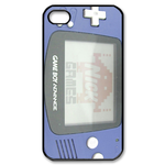 Ultramarine Gameboy Custom Custom Case for iPhone 4,4S