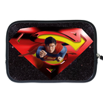 Kindle Fire Sleeve superman and logo Two Sides Sleeve for Kindle Fire