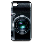 Vintage Camera Design Custom iPhone 4,4S Case Custom Case for iPhone 4,4S
