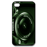 Vintage Greenish Camera Custom iPhone 4,4S Case  Custom Case for iPhone 4,4S
