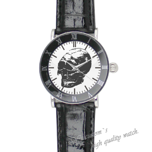 Home Ideas Watches Leather Skull