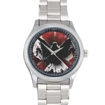 Metal Watches killed Angle Custom metal Watch(40mm dia,stainless band)