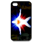 iPhone 4S case shiny superman Custom Case for iPhone 4,4S