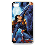 iPhone 4S case superman's fist Custom Case for iPhone 4,4S