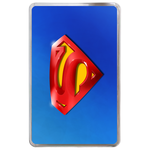 Kindle Fire case and superman logo-blue background Hard Cover Case for Kindle Fire