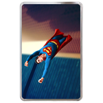 Kindle Fire case flying superman Hard Cover Case for Kindle Fire