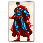 Kindle Fire case standing superman Hard Cover Case for Kindle Fire