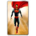 Kindle Fire case superman fly Hard Cover Case for Kindle Fire