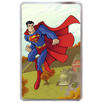 Kindle Fire case superman in fantasy world Hard Cover Case for Kindle Fire