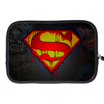 Kindle Fire Sleeve bleeding superman logo Two Sides Sleeve for Kindle Fire