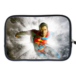 Kindle Fire Sleeve superman and tabby Two Sides Sleeve for Kindle Fire