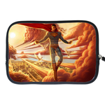 Kindle Fire Sleeve superman-fantasy world Two Sides Sleeve for Kindle Fire