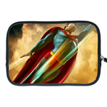 Kindle Fire Sleeve superman fly Two Sides Sleeve for Kindle Fire