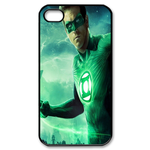 iphone 4s case brave green lantern Custom Case for iPhone 4,4S  