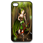 Dota Alleria Windrunner Custom iPhone 4,4S Case Custom Case for iPhone 4,4S  