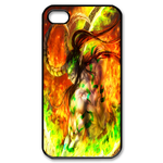 Dota Fanart Terror Blade Custom iPhone 4,4S Case Custom Case for iPhone 4,4S