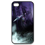 Dota 2 Hero Lanaya Custom iPhone 4,4S Case Custom Case for iPhone 4,4S