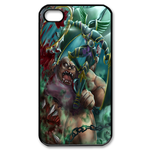 Dota Mortred First Blood Custom iPhone 4,4S Case Custom Case for iPhone 4,4S