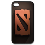 Dota 2 Logo Case Design Custom iPhone 4,4S Case Custom Case for iPhone 4,4S  