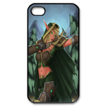 Dota 2 Hero Windrunner Custom iPhone 4,4S Case Custom Case for iPhone 4,4S