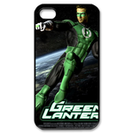 iphone 4s case flying green lantern Custom Case for iPhone 4,4S