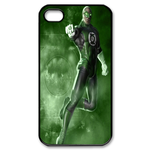 iphone 4s case strong green lantern Custom Case for iPhone 4,4S