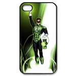 iphone 4s case tall green lantern Custom Case for iPhone 4,4S